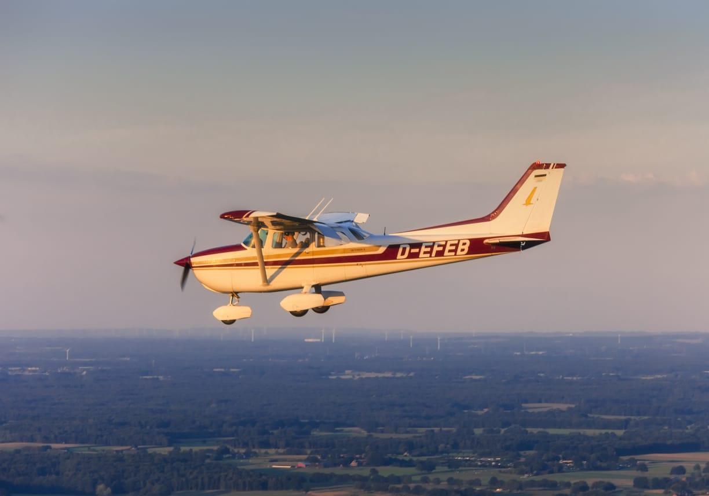 Cessna 172 Skyhawk - Pilot Training